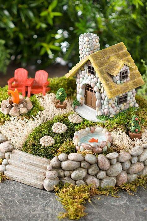 enchanting fairy gardens  bring magic   home