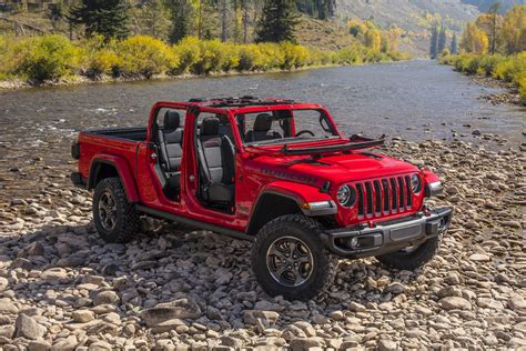 New Jeep Truck 2020 by 2020 Jeep Gladiator Truck Hiconsumption