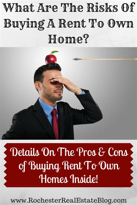 how does buying rent to own homes work in real estate