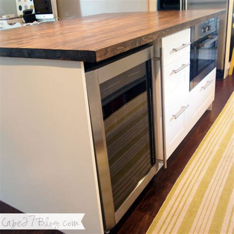 kitchen island base cabinet kitchen island tutorial