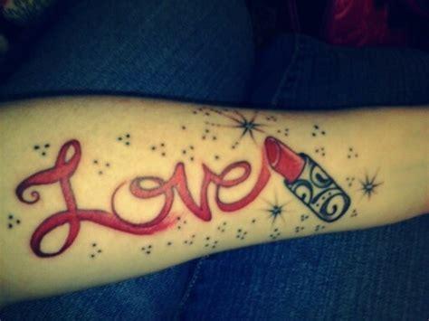 tattoo name with lipstick lipstick name tattoodenenasvalencia
