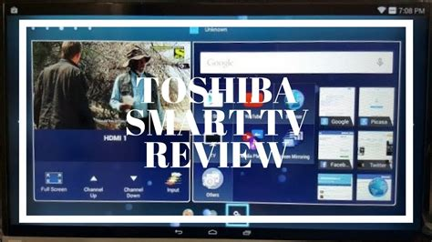 Tv Toshiba Android L5400 toshiba android led tv l5400 review