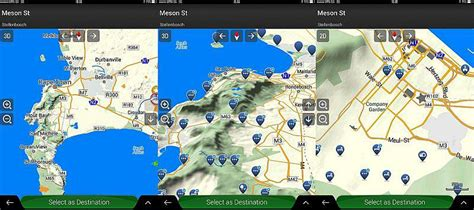 tracks4africa gps map why the t4a overland navigator app works offline