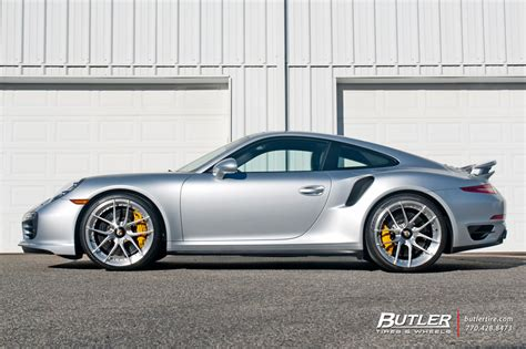 custom porsche 911 turbo porsche 911 turbo s on custom 21in center lock niche targa