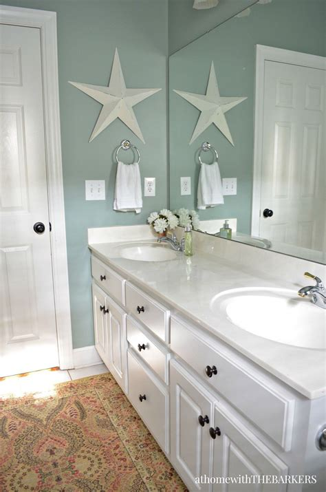 marquee bathrooms holiday ready room refresh bath room behr marquee and behr