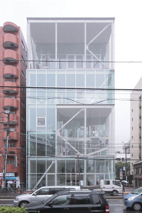 kazuyo sejima: shibaura house office building, tokyo