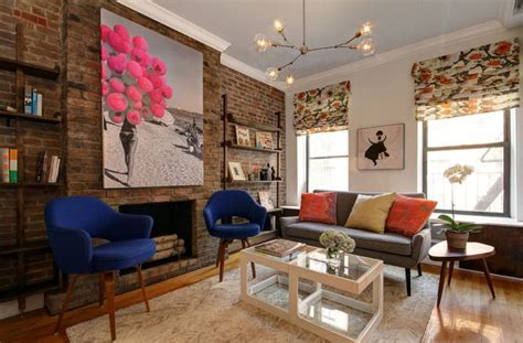 living rooms with exposed brick walls 29 eposed brick wall ideas for living rooms decor