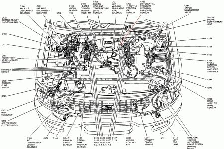 1999 ford f150 vacuum diagram 1999 54 triton v8 diagram vacuum diagram f150 54 images
