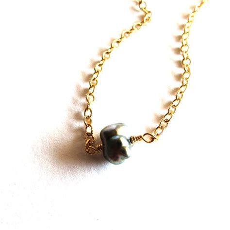 Handmade Jewelry Hawaii - tahitian keshi pearl bracelet kahili creations handmade