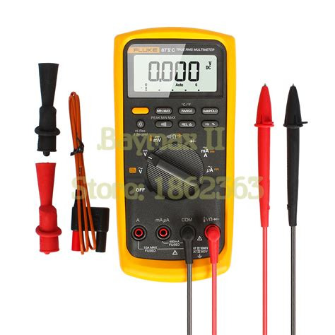 Multimeter Fluke 189 buy wholesale fluke 87v from china fluke 87v