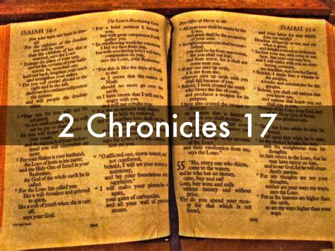 Outline 2 Chronicles 20 by Compromise By Aaron