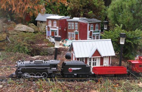 Garden Railway Accessories Lionel S Quot G Quot Trains From Family Garden Trains Tm