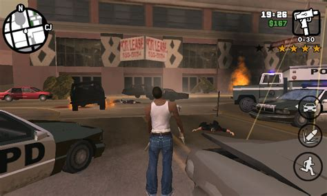 gta san andreas android top 10 free best android mission tech zone