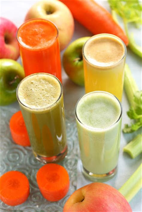 Juice Fast Detox by Get Slim Naturally Colon Cleanse For Weight Loss