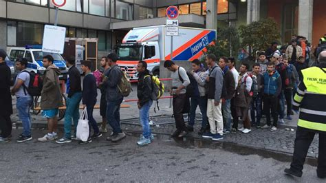 What Happens After A Background Check For A What Happens To The Migrants After They Get To Germany Radio International