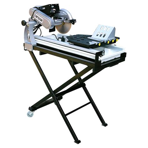 bench tile cutter tile saw tile saw cutter 10 inch wet cutting blade 27 rip laser stand tray