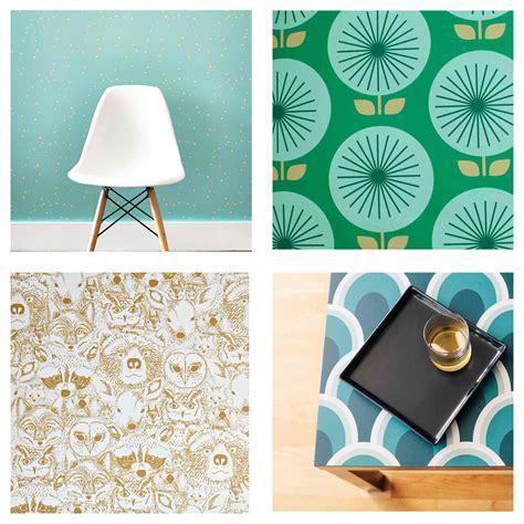 design finds temporary wallpaper finds