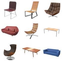 3d Design Furniture dosch design dosch 3d furniture for cad