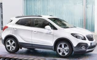 Opel Mokka Automatic 2016 Opel Mokka Price Interior New Automotive Trends