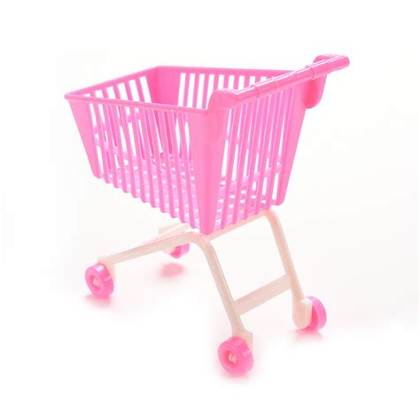 Promo Tupperware Serving Center 1pcs Pink 1pcs pink shopping cart for accessories classic toys trolleys for