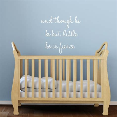 nursery wall decals quote nursery quote fabric wall decals