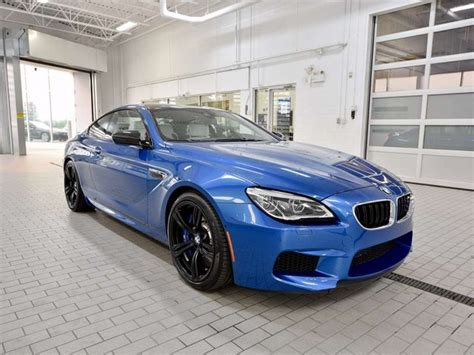 New Bmw M6 2018 by New 2018 Bmw M6 Coupe Coupe In Edmonton 18m64867