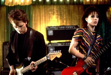 michael j fox and joan jett movie pin by lindsey guthrie on 80s and 90s pinterest