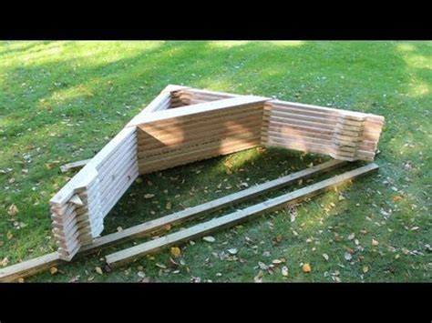 Building Rafters For A Shed by Building Roof Truss Systems For Shed Barn Or A Tiny