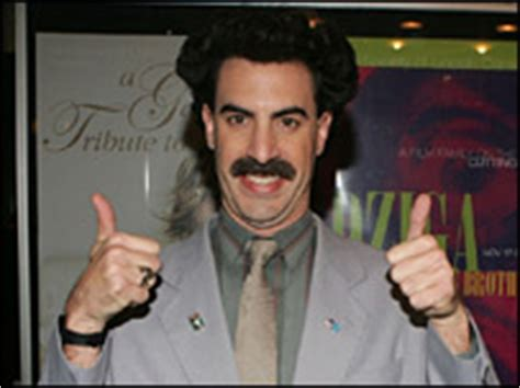 Borat Banned In Russia by Current World Events Borat Spoof Banned In Russia