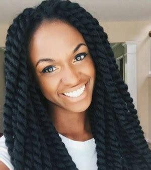 hair style using big braids 40 big box braids styles herinterest com