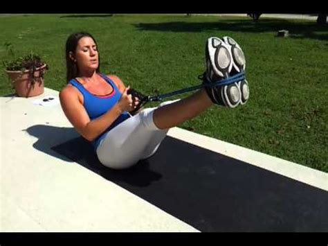 fierce minute resistance bands abs