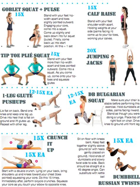 tight and toned and thigh workout you can do at home