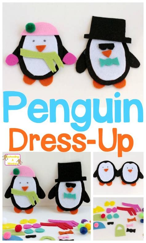 snowman dress up busy bag fun with mama 549 best images about winter activities on pinterest