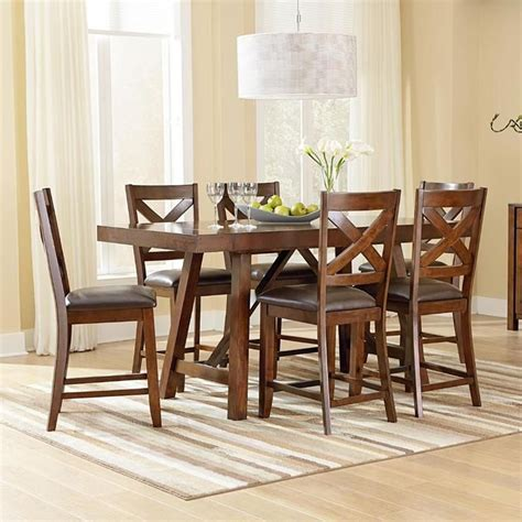 nebraska furniture mart dining table 11 best images about dining room on saddles