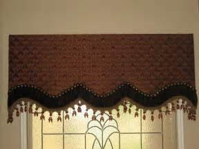 Valance Board Designs Custom Cornice Board With Nailheads Window Treatment
