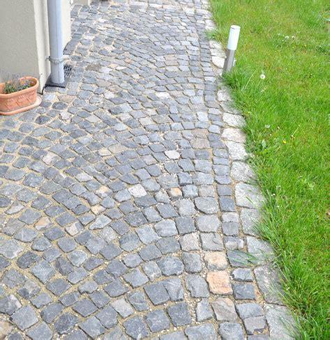 pflastersteine verfugen sand gartenwege und pl 228 tze selber pflastern