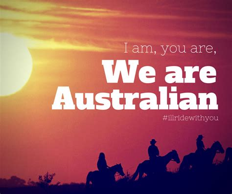 Who I Am With You i am you are we are australian zinc moon
