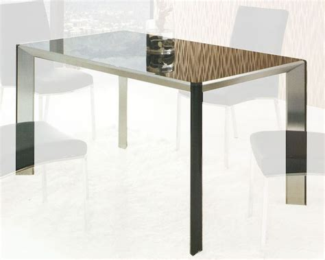 contemporary glass dining table contemporary glass top dining table ol dt26
