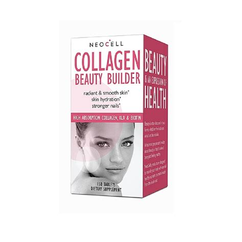Collagen Tablet gnc collagen builder tablet