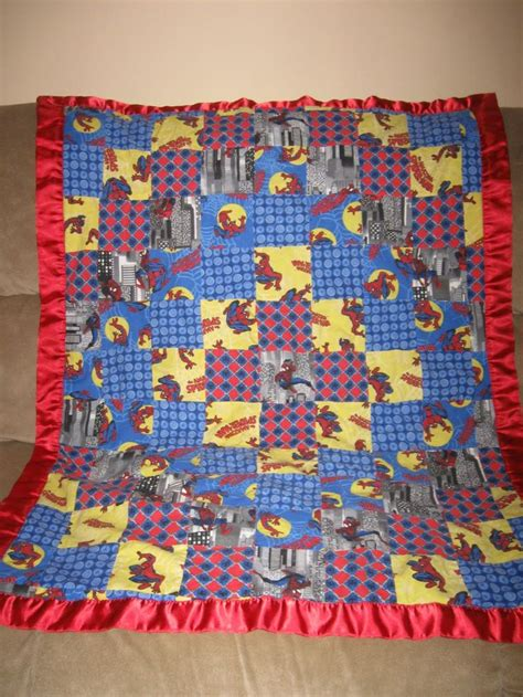 pattern for spiderman quilt 39 best images about quilt s and such on pinterest