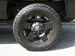 Xd Truck Rims And Tires Proc 2007 Chevrolet Silverado Photo 3 2007 Silverado