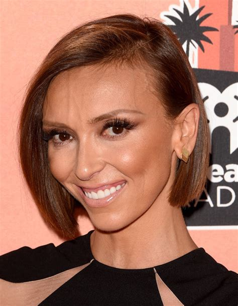 giuliana wavy bob haircut giuliana rancic b o b short hairstyles lookbook