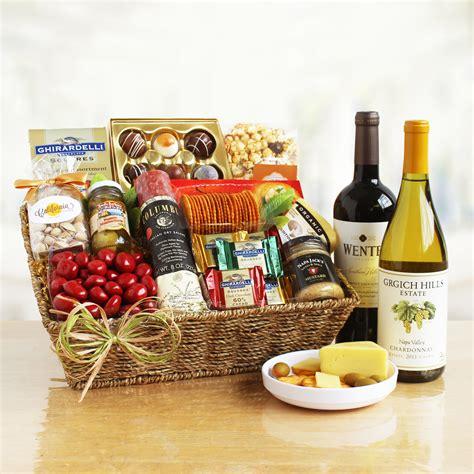 gourmet gifts california s finest gourmet gift basket wine