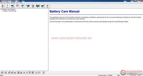 jaguar technical information system jtis v21