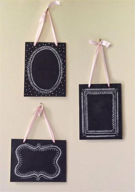 items similar to set of 3 vintage chalkboards shabby