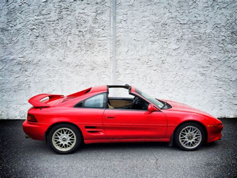 1994 toyota mr2 pictures 2000cc gasoline fr or rr automatic for sale 1994 toyota mr2 turbo rare the holy grail for sale photos technical specifications