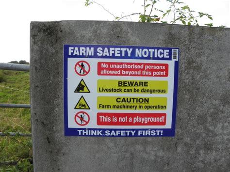 farm safety tips   happier stronger   longer