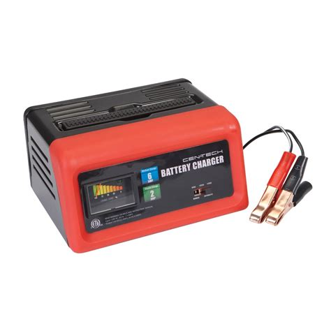 battery chargers 2 6 6 12v manual charger