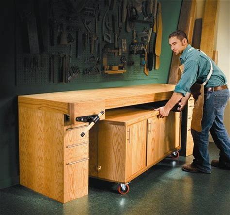 the american woodworker american woodshop workbench woodworking projects plans