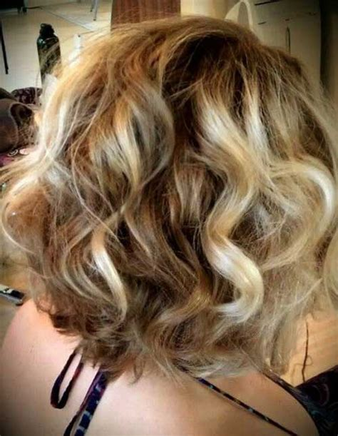 curly lob with bangs hair color ideas and styles for 2018 best short blonde and brown hair the best short